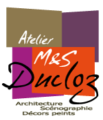 Logo atelier d'architecture M&S Ducloz Bourg-St-Maurice